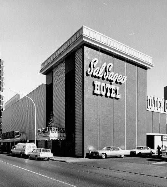 Golden Gate Sal Sager Hotel 1965
