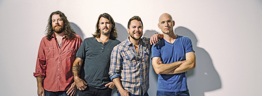 Eli Young Band for Downtown Rocks Concert Series
