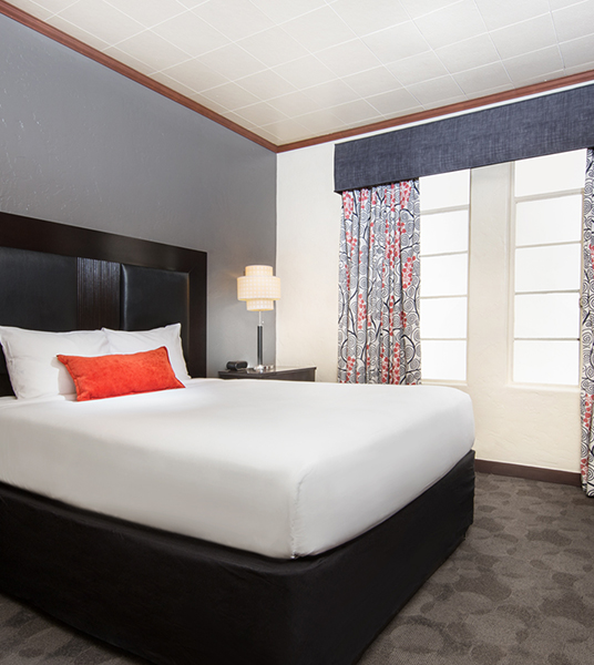Standard Guest Room with Queen Size Bed
