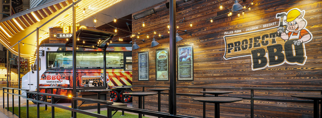 Project BBQ Food Truck for Late-Night Food in Las Vegas