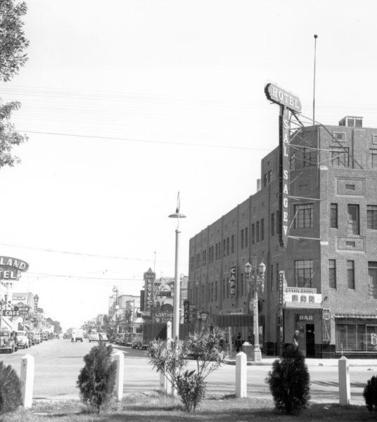Golden Gate Sal Sagev 1940